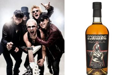 Scorpions whiskey