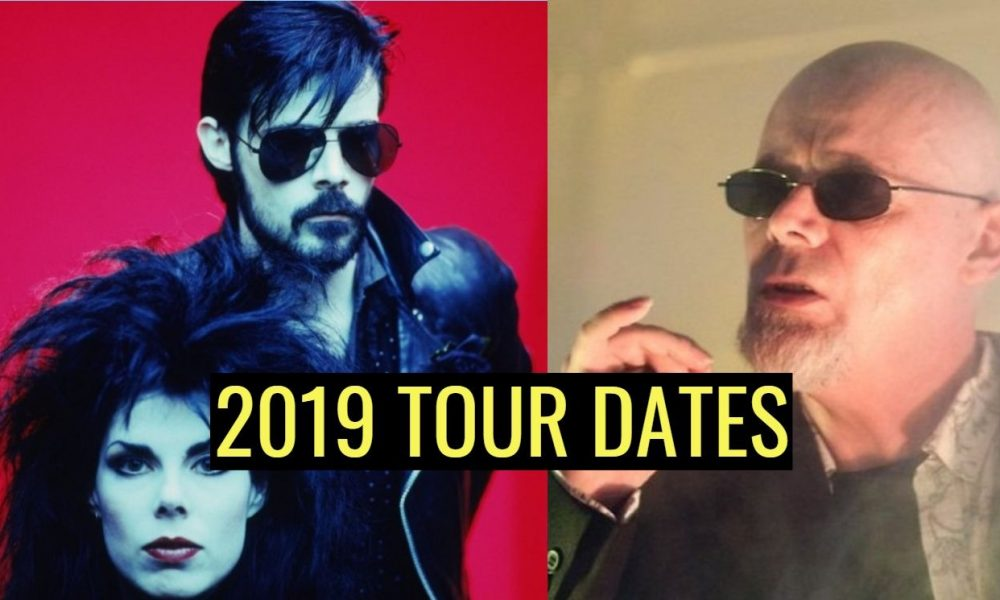Sisters Of Mercy Tour 2019