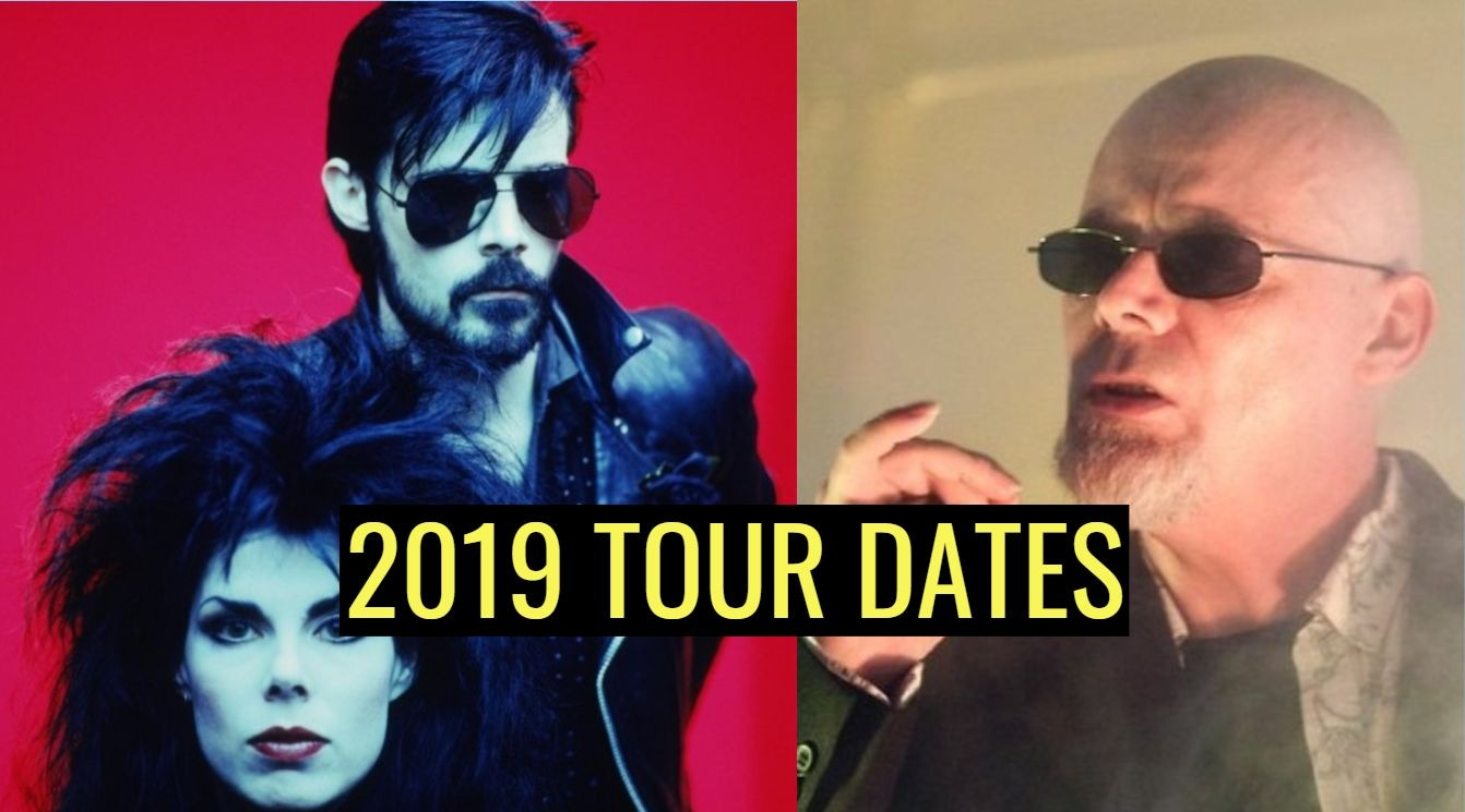 Sisters of Mercy 2019 tour dates
