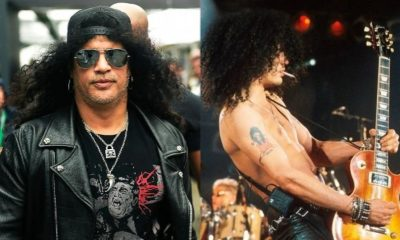 Slash about Sweet Child O Mine