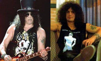 Slash tour 1990s