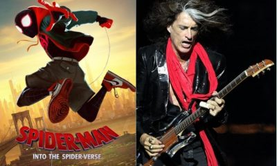 Spider verse Joe perry