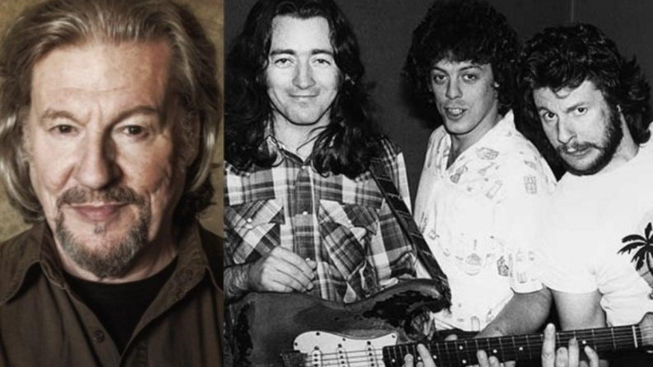 Michael Schenker and Rory Gallagher drummer Ted McKenna dies at 68