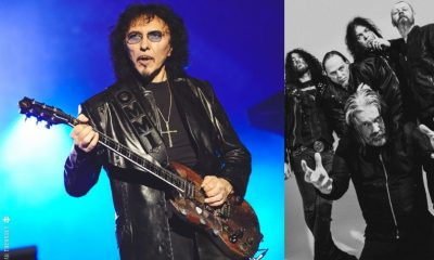 Tony Iommi Candlemass
