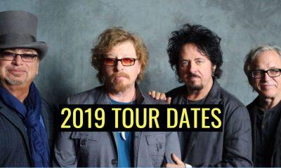 Toto 2019 tour dates