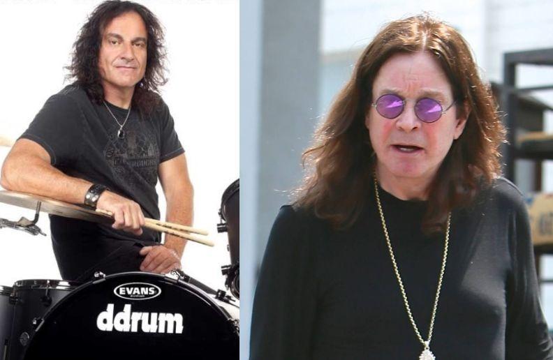 Vinny Appice Ozzy Osbourne