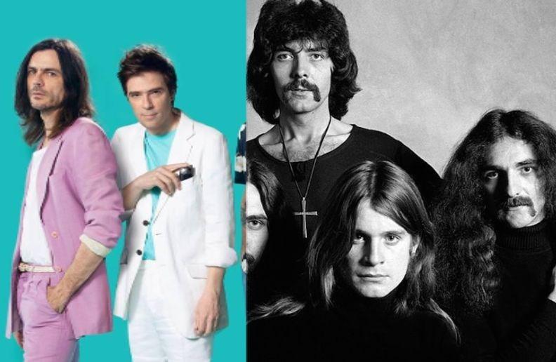 Weezer Black Sabbath