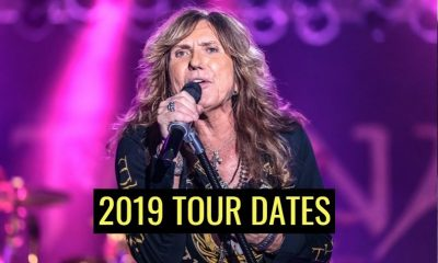 Whitesnake 2019 tour dates