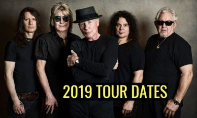 ufo tour dates 2019
