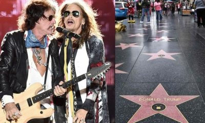 Aerosmith Walk of Fame