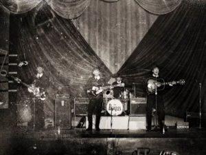 Beatles unseen photo 1963