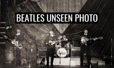 Beatles unseen photo