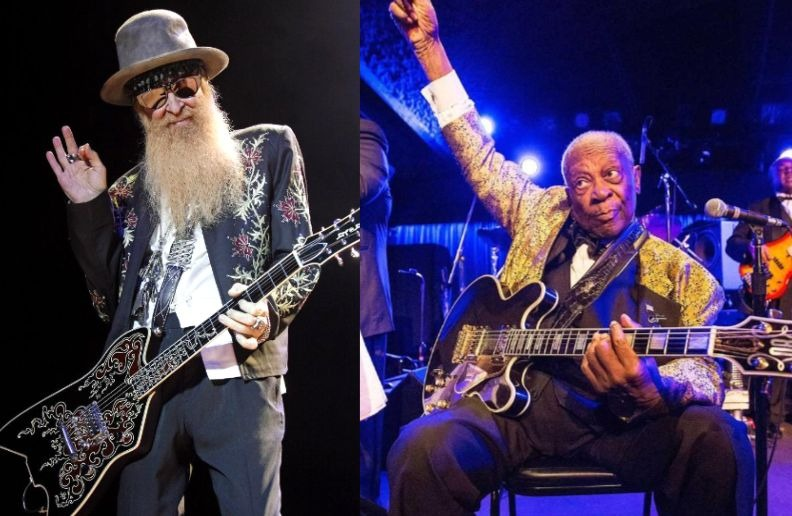 Billy Gibbons BB King