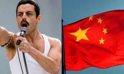 Bohemian Rhapsody China