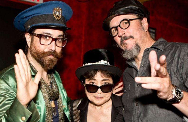 Claypool Delirium Yoko Ono