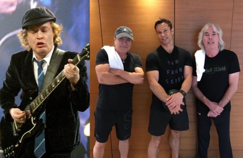 Cliff Williams new acdc album