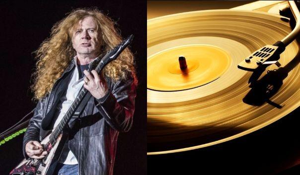 Dave Mustaine Vinyl