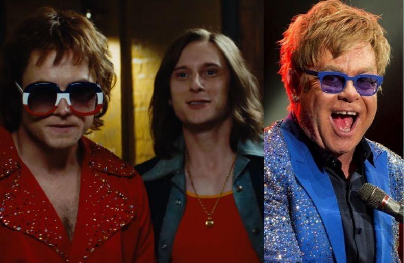 Elton John biopic trailer