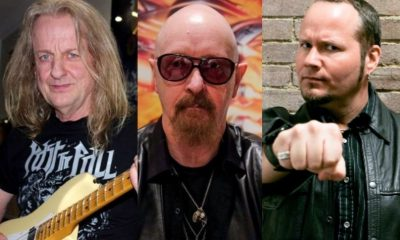 KK Downing Rob Halford Tim Ripper