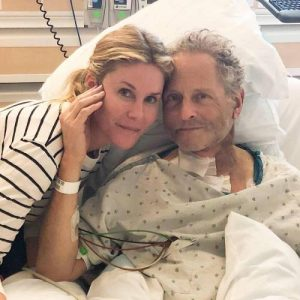 Lindsey Buckingham and wife surgery