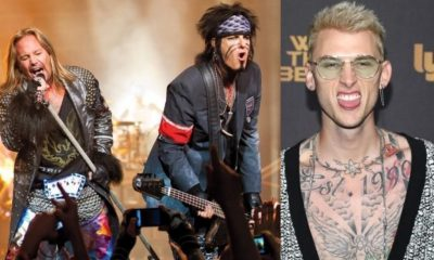 Motley Crue Machine Gun Kelly