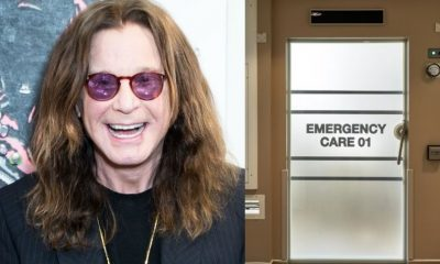 Ozzy Osbourne Intensive Care