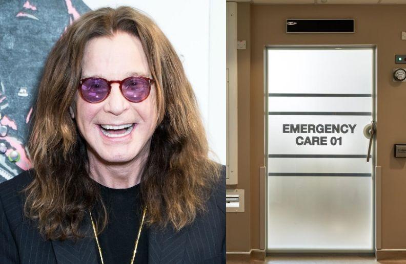 Ozzy Osbourne Intensive Care