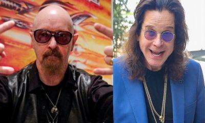 Rob Halford Ozzy Osbourne