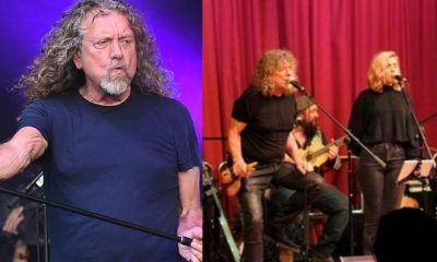 Robert Plant new band