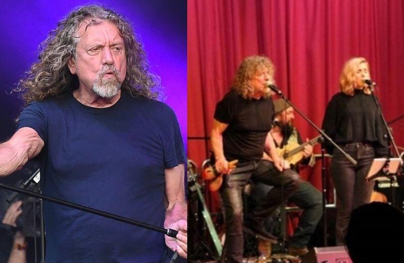 Robert Plant new band