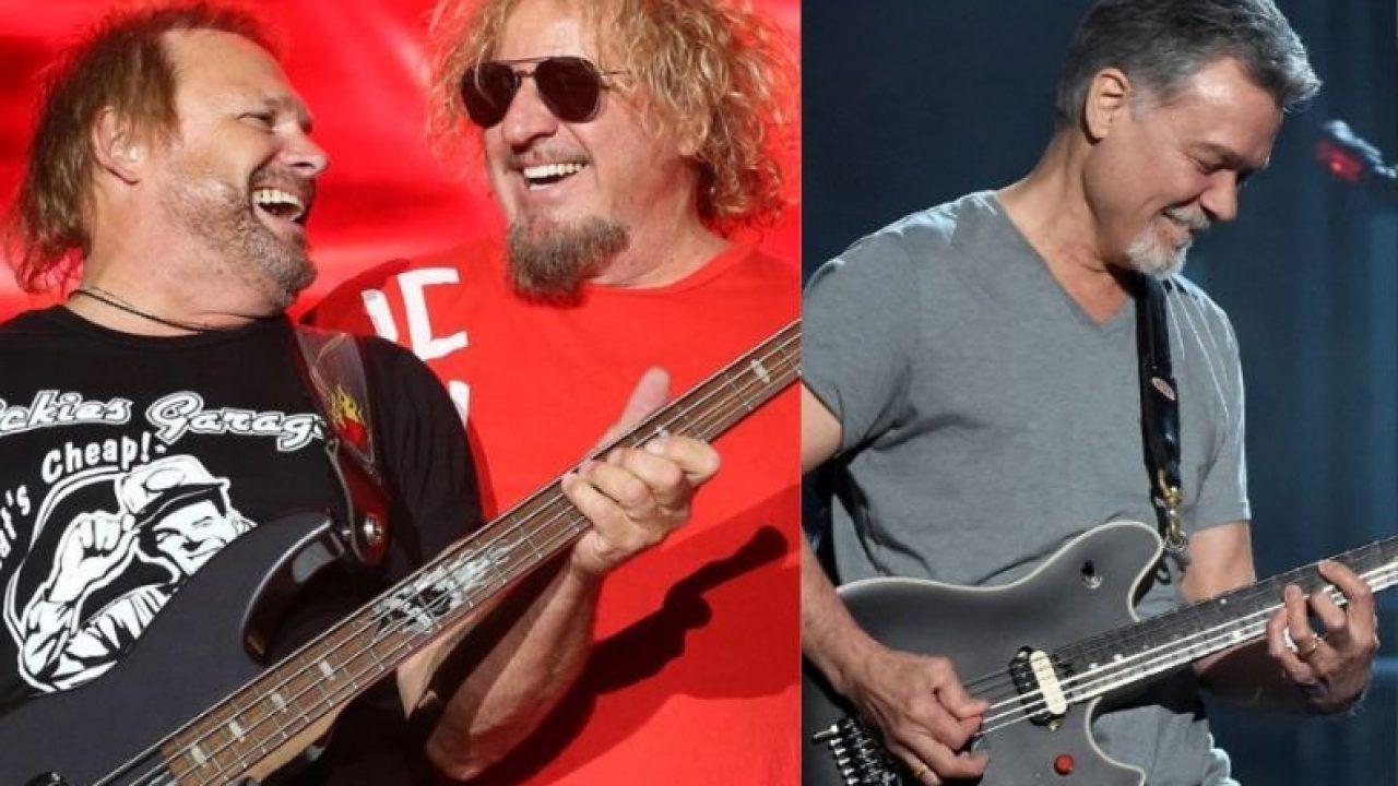 Sammy Hagar Confirms That Van Halen Contacted Michael Anthony