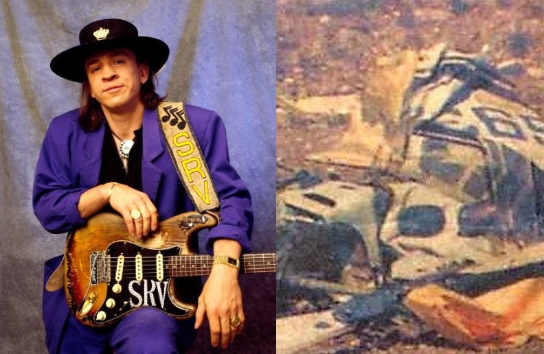 Stevie Ray Vaughan death