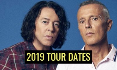 Tears For Fears tour dates 2019