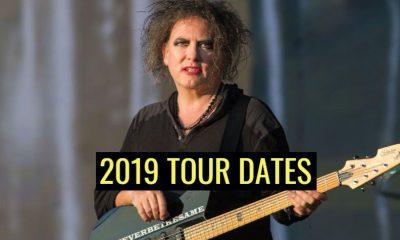 The Cure 2019 tour dates