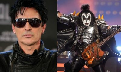 Tommy Lee Gene Simmons