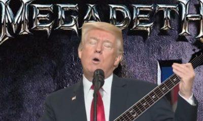 Trump Megadeth