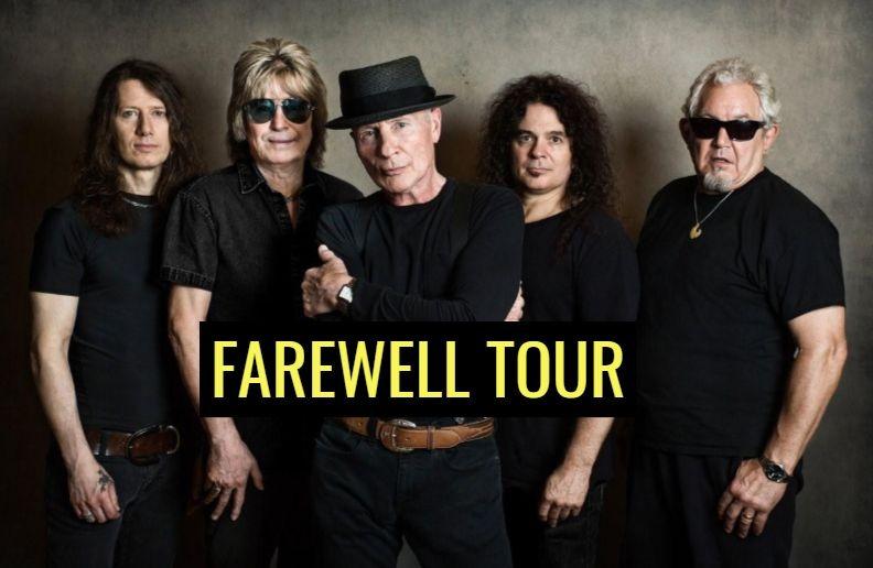 UFO FAREWELL TOUR
