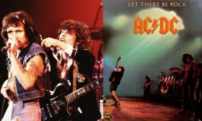 ACDC let there be rock