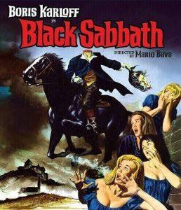Black Sabbath movie poster