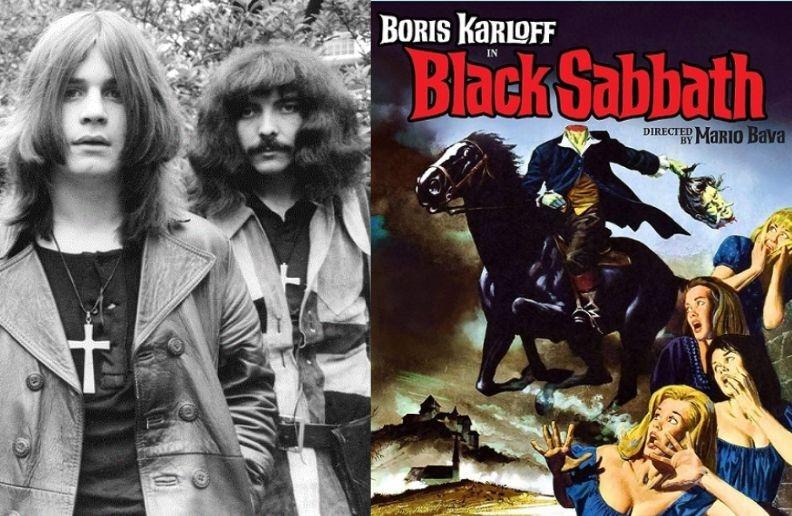 Black Sabbath name origin