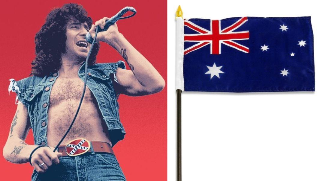 Bon Scott australia