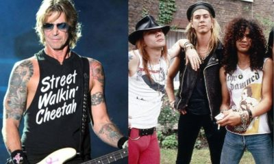 Duff McKagan Guns N Roses