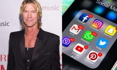 Duff Mckagan social media