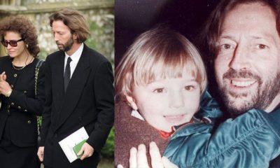 Eric Clapton son