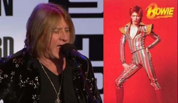 Joe Elliott David Bowie