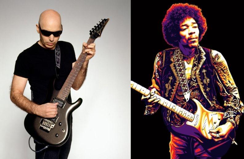Joe Satriani Jimi Hendrix