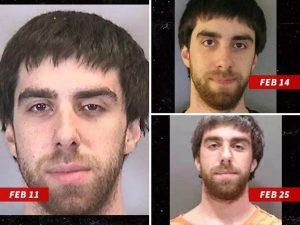 Joey Gaydos arrested