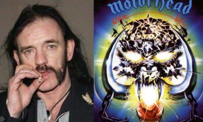 Lemmy Kilmister Overkill