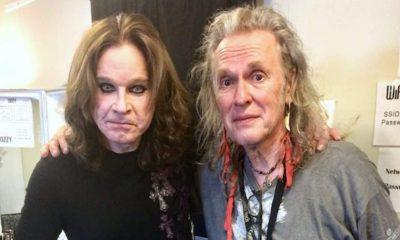Ozzy Osbourne Bernie Torme