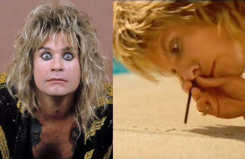 Ozzy the dirt movie